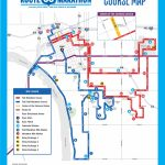 Route 66 Marathon   Course Maps   Printable Route Maps