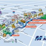 Route Map | Las Vegas Monorail   Printable Map Of Las Vegas Strip 2018