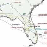 Sabal Trail Opponents Say Pipeline Is Part Of Florida's 'overbuilt   Florida Gas Pipeline Map