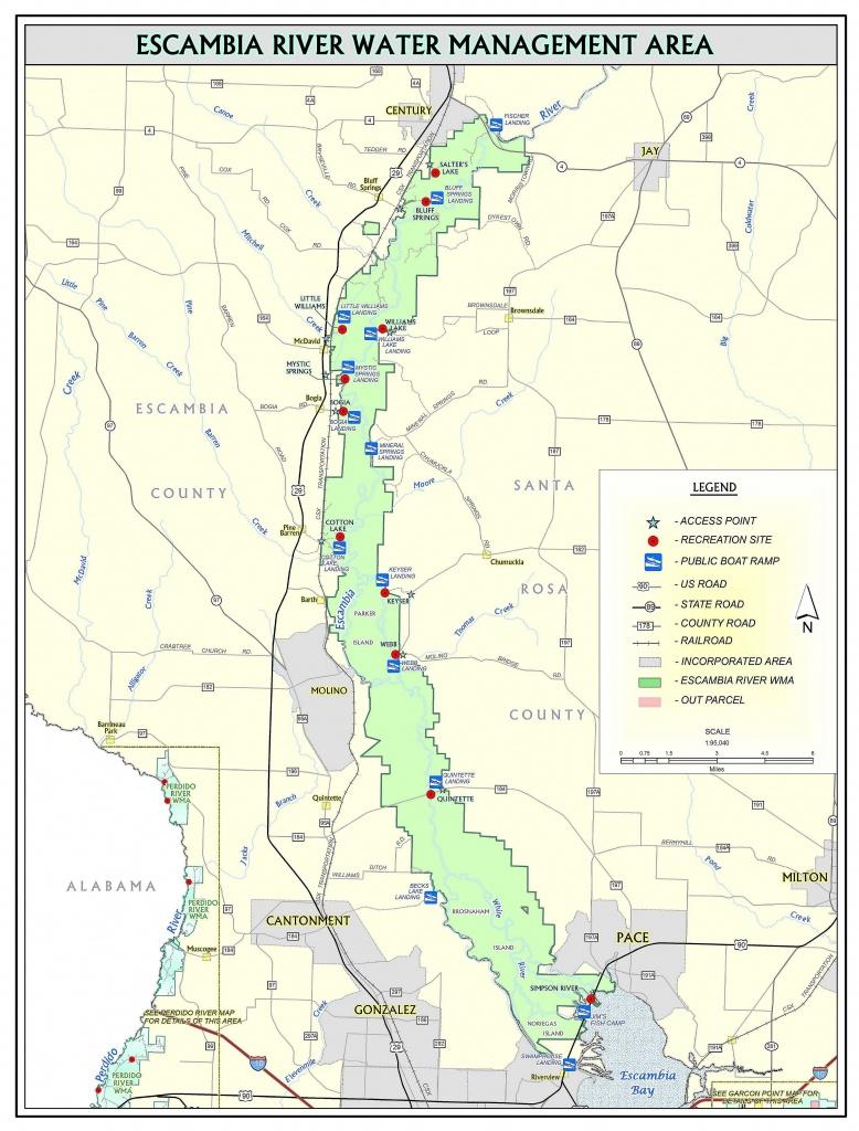 Salters Lake   Northwest Florida Water Management District - Northwest Florida Water Management District Map