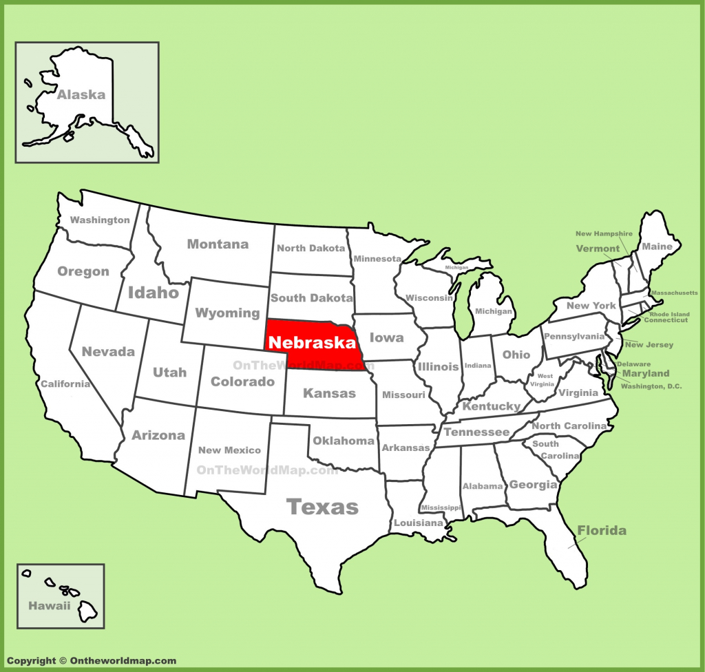 San Diego California On A Map Fresh Nebraska State Maps Usa - San - San Diego On The Map Of California