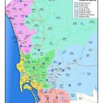 San Diego County Zip Code Map   San Diego County Map With Zip Codes   San Diego County Zip Code Map Printable