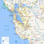 San Francisco Map   San Francisco Penisula & Surrounding Bay Area   Northern California Attractions Map