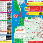 San Francisco Tourist Attractions Map   California Tourist Attractions Map
