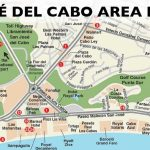 San José Del Cabo Map San Jose Del Cabo, Los Cabos, Baja   Printable Map Of San Jose