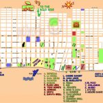 San Miguel Cozumel Map And Travel Information | Download Free San   Printable Street Map Of Cozumel