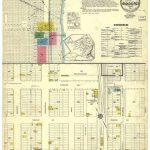 Sanborn Fire Insurance Map From Aransas Pass, San Patricio County   Map Of Aransas Pass Texas