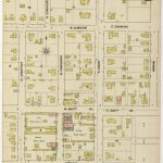 Sanborn Maps Of Texas   Perry Castañeda Map Collection   Ut Library   Giddings Texas Map