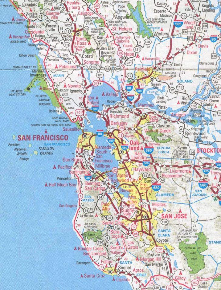 Printable Area Maps