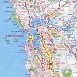 Sanfrancisco Bay Area And California Maps | English 4 Me 2   San Francisco Bay Area Map California