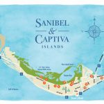 Sanibel Island Map To Guide You Around The Islands   Sanibel Beach Florida Map