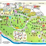 Santa Paula, California Tent Camping Sites | Ventura Ranch Koa   California Tent Camping Map