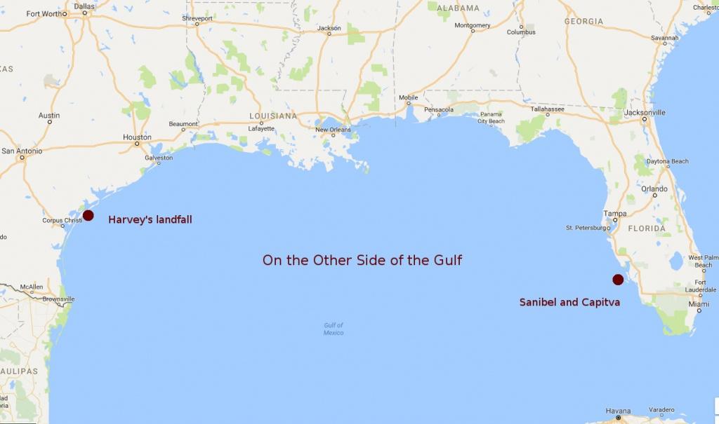 Santiva Today: Mayor Watches Weather; 'sanibel Is Ready' - Google Maps Florida Gulf Coast