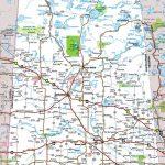 Saskatchewan Highway Map   Printable Alberta Road Map