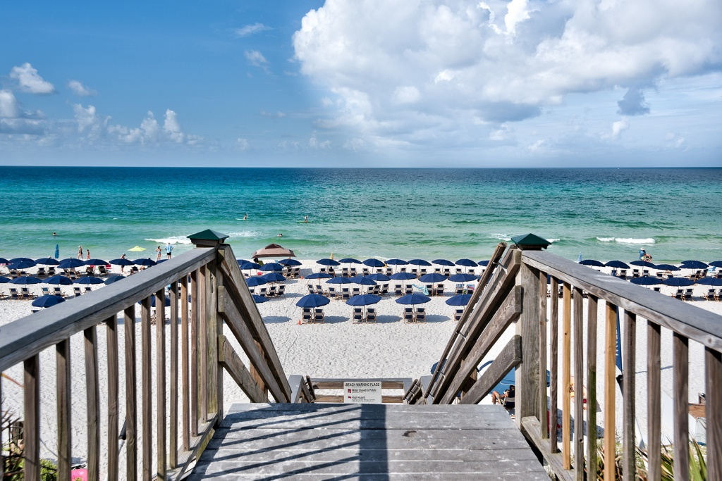 Seacrest Beach Access | Scenic Sotheby's International Realty - Where Is Seacrest Beach Florida On The Map