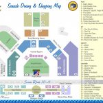 Seaside Dining And Shopping Map | Discover 30A Florida   Map Of Seaside Florida Area