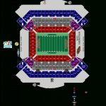 Seating Information – Raymond James Stadium   University Of Florida Football Stadium Map
