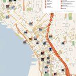Seattle Printable Tourist Map | Free Tourist Maps ✈ | Seattle   Printable Map Of Downtown Seattle