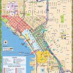 Seattle Tourist Map   Seattle Tourist Map Printable