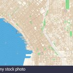 Seattle Washington Printable Map Excerpt. This Vector Streetmap Of   Printable Map Of Downtown Seattle