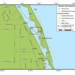 Sebastian Inlet Map   Archive Of Digital Boomer Sub Bottom Data   Sebastian Florida Map