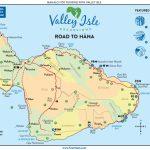 See The Road To Hana | Highway Map & Guide To Hana Maui   Printable Map Of Maui