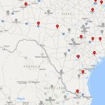 See Where Tesla Plans To Open More Supercharger Stations In Houston   Charging Stations In Texas Map