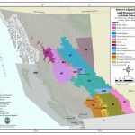 Seed Planning Zone Maps & Spatial Data   Province Of British Columbia   B Zone California Map