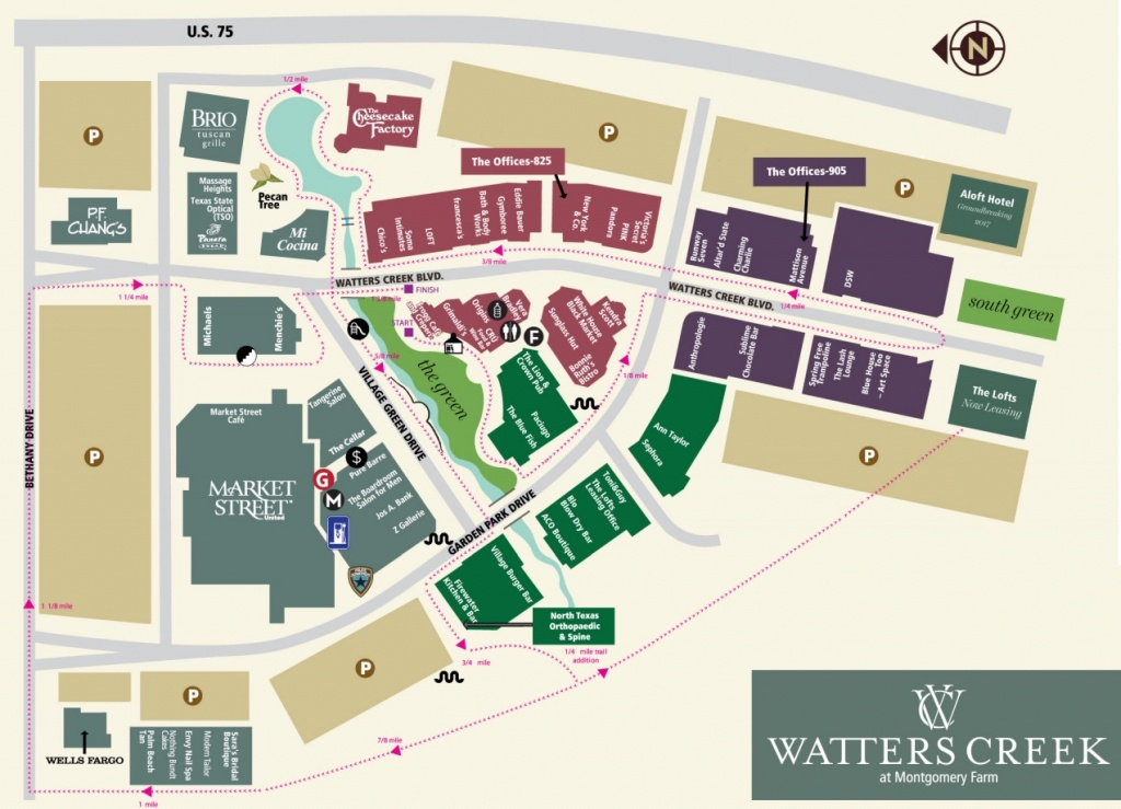 Sephora Located In Allen, Texas Tx (Watters Creek At Montgomery Farm - Allen Texas Outlet Mall Map