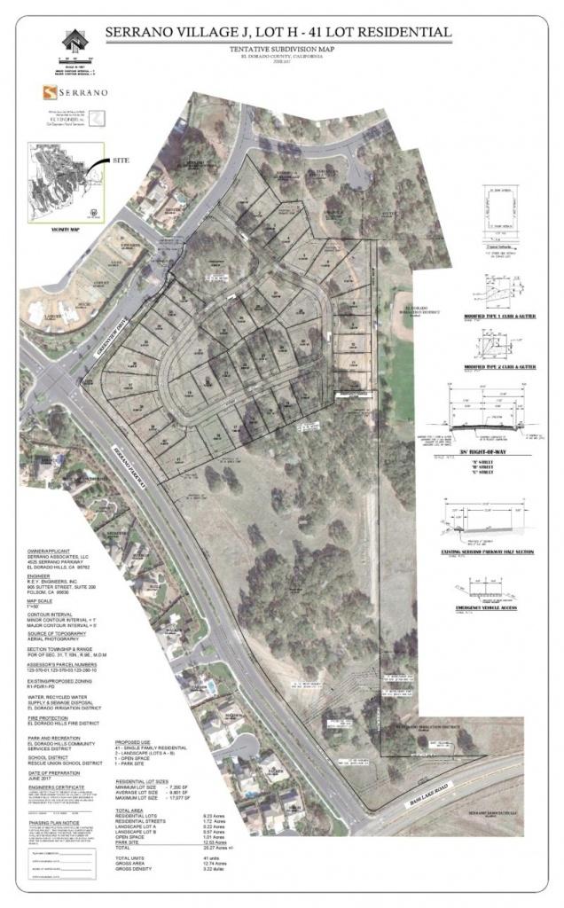 Serrano Village J Lot H Archives - El Dorado Hills Area Planning - El Dorado County California Parcel Maps