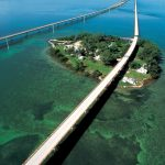 Seven Mile Bridge   Wikipedia   Los Cayos Florida Map