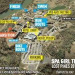 Sgt Lost Pines   Spa Girl Tri   Spa Girl Tri   Lost Pines Texas Map