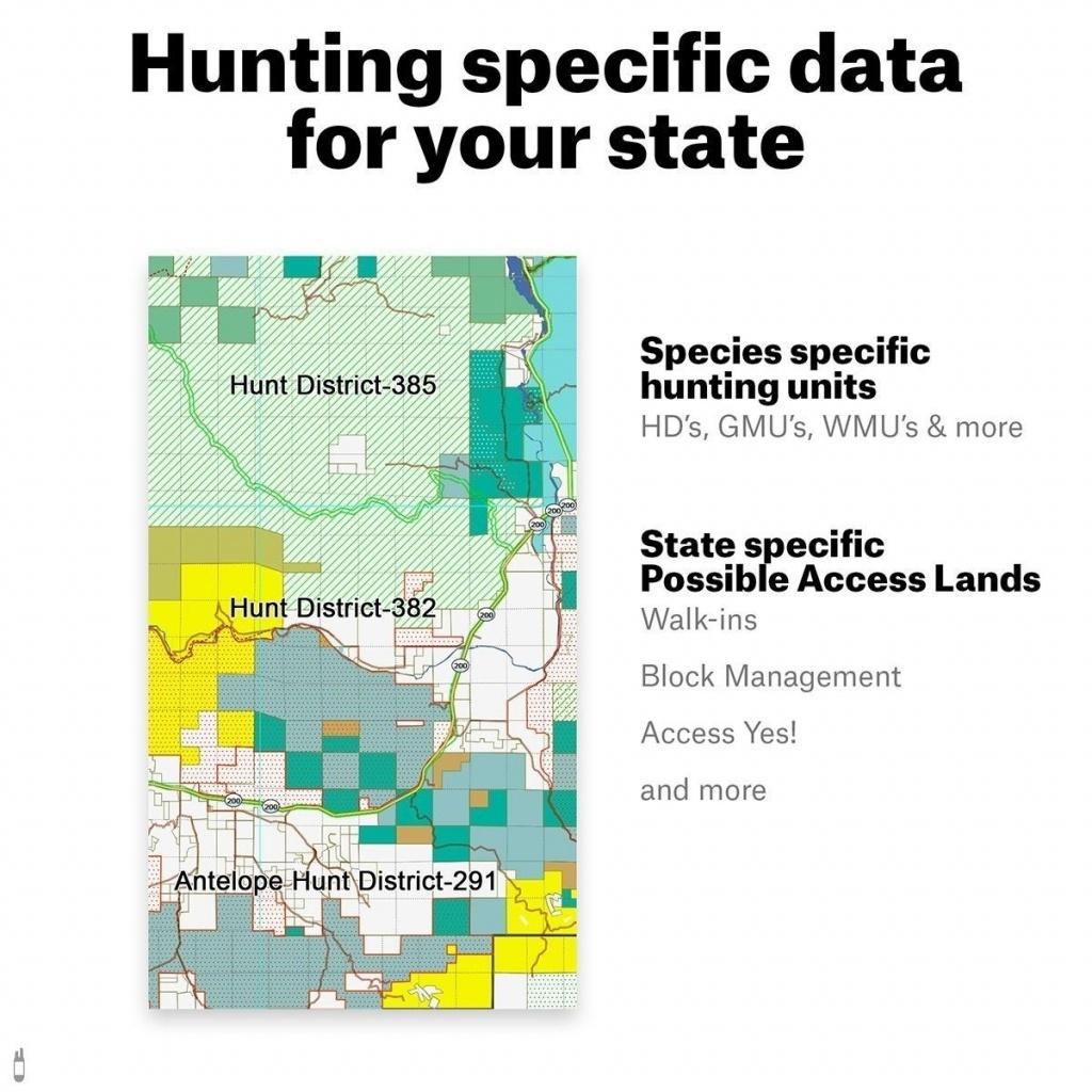 Shop Onx Hunt Florida: Public/ Private Land Ownership 24K Topo Maps - Garmin Florida Map