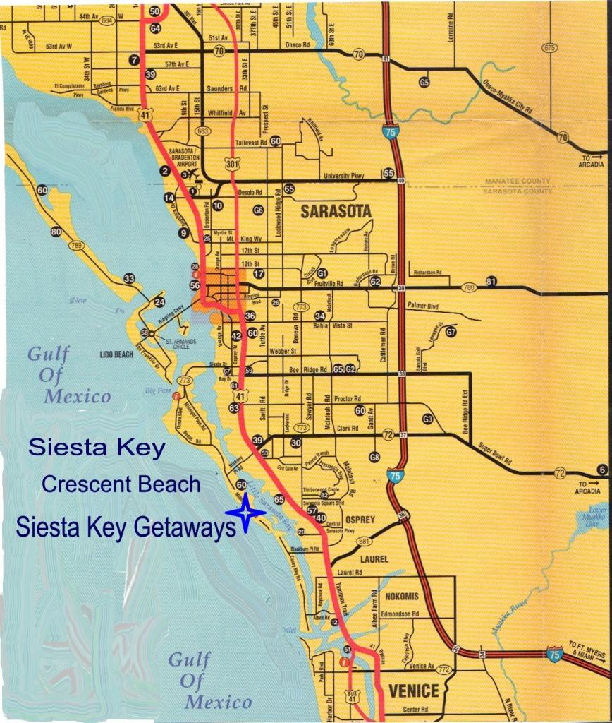 Siesta Key Florida Wallpaper - Wallpapersafari - Siesta Key Florida Map