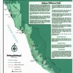 Sinkyone Wilderness State Park | Lost Coast Trails With Regard To   Southern California State Parks Map
