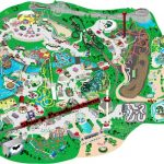 Six Flags Great America (Interactive Map!)   Youtube   Six Flags Great America Printable Park Map
