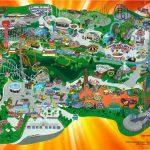 Six Flags Magic Mountain | Six Flags Magic Mountain Dc Universe   Six Flags Fiesta Texas Map 2018