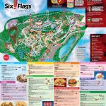 Six Flags Over Texas Map New Fiesta History Of 16 | Sitedesignco   Six Flags Over Texas Map App