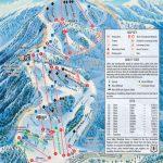Snow Valley Trail Map   Liftopia   Southern California Ski Resorts Map