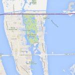 Sorce » Transportation / Maps   Cocoa Beach Florida Map