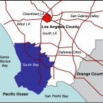 South Bay (Los Angeles County)   Wikipedia   San Pedro California Map