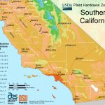 South California Plant Hardiness Zone Map • Mapsof   Map Of Southern California