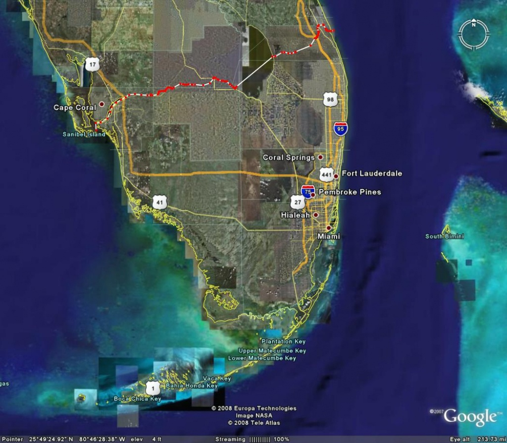 South Florida Map Google   Woestenhoeve - South Florida Map Google