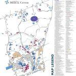 South Texas Medical Center Brochure & Map • Advertising & Marketing   Texas Medical Center Map