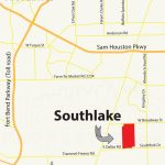 Southlake Pearland Tx Guide | Southlake Homes For Sale   Southlake Texas Map