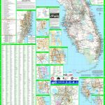 Southwest Florida Road Map Showing Main Towns, Cities And Highways   Street Map Of Fort Myers Florida
