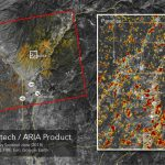 Space Images | Updated Aria Map Of Ca Camp Fire Damage   Map Of Northern California Campgrounds