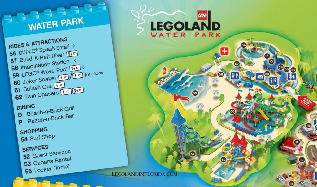 Splash Along To Legoland Florida Water Park   Legoland In Florida - Legoland Florida Park Map
