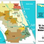 St. Lucie River   Wikipedia   Florida Watershed Map