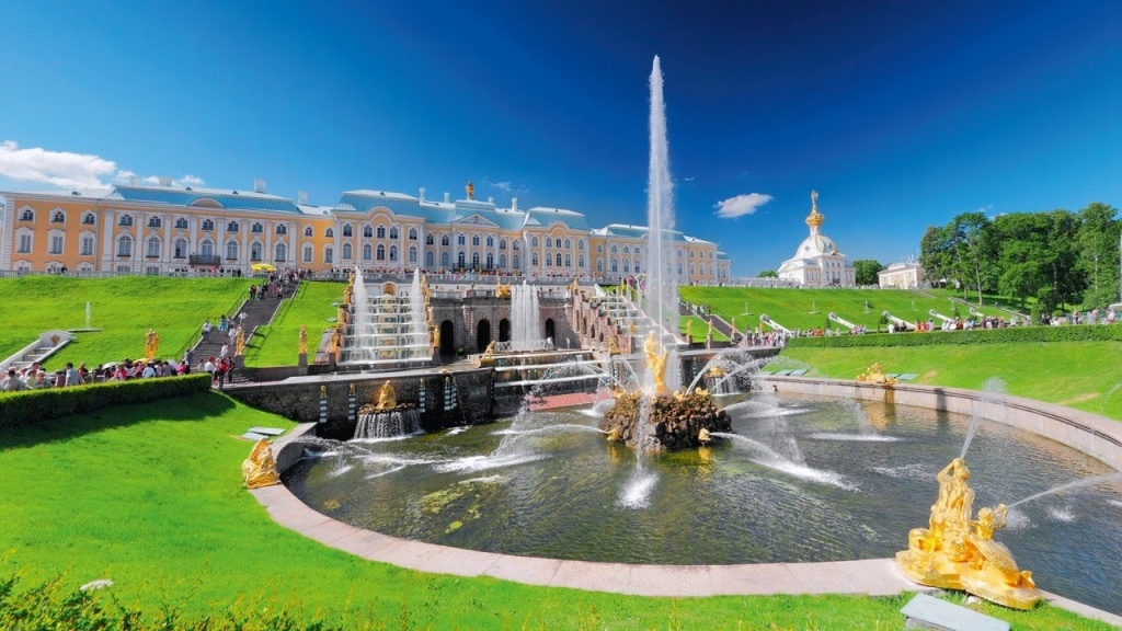 St. Petersburg Official City Guide - Printable Tourist Map Of St Petersburg Russia